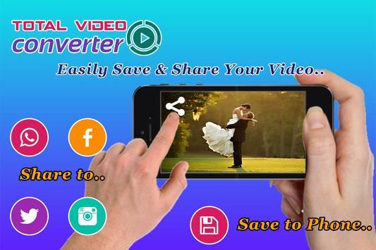 Total Video Converter تصوير الشاشة 6