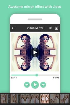Video Mirror Effect apk screenshot