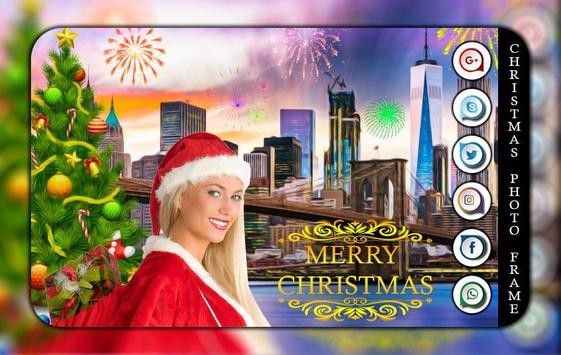 Christmas Photo Frame | Photo Editor screenshot 3