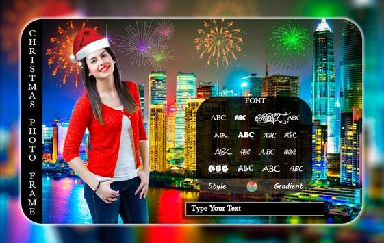 Christmas Photo Frame | Photo Editor screenshot 1