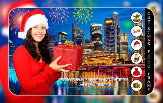 Christmas Photo Frame | Photo Editor screenshot 2