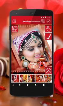 Wedding photo frame photo editor | photo mixer screenshot 1