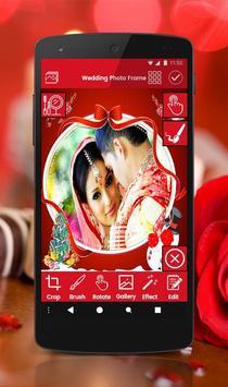 Wedding photo frame photo editor | photo mixer screenshot 2