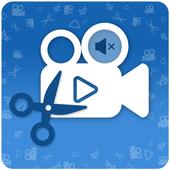 Video Cut Mute : Video Editor icon