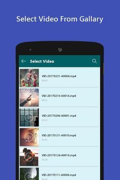 Video Cut Mute : Video Editor poster
