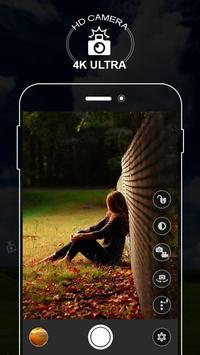 HD Camera : 4K Ultra poster