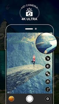 HD Camera : 4K Ultra screenshot 1