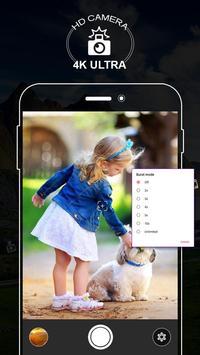 HD Camera : 4K Ultra screenshot 2