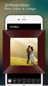 3D Photo Editor apk screenshot