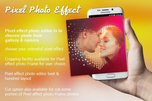 Pixel Effect - Photo Editor apk screenshot