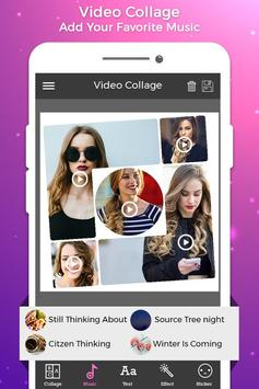 Video Collage apk screenshot