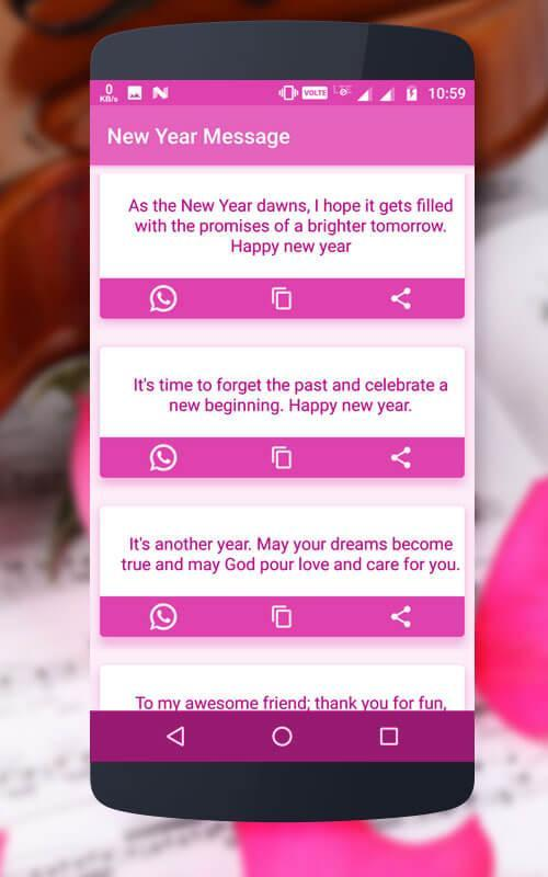 new year messages 2018 2