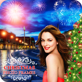 Christmas Photo Frame   Photo Editor icon