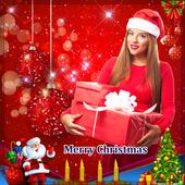 Christmas Profile Maker | Christmas DP Maker icon