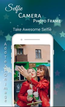 Selfie Camera Photo Frame apk screenshot