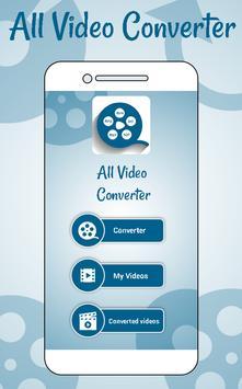 All Video Converter screenshot 1