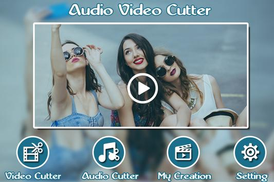 Audio Video Cutter poster