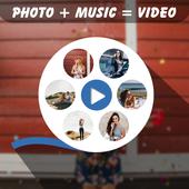 Photo To Video Movie Maker icon