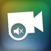 Mute Video Maker icon