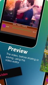 Mute Video Maker screenshot 3