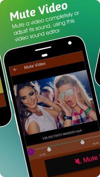 Mute Video Maker screenshot 2