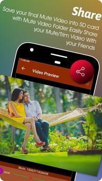 Mute Video Maker screenshot 4