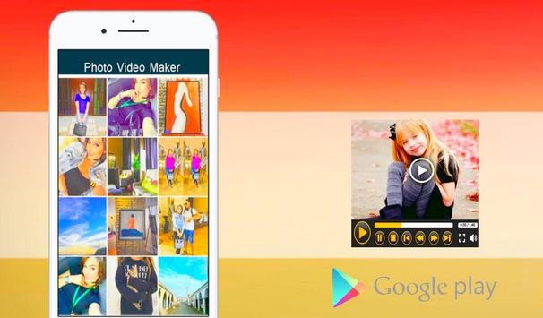 Video pictures with music apk screenshot