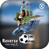 Reverse Video Maker icon