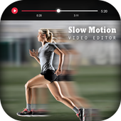 Slow Motion Video Editor icon