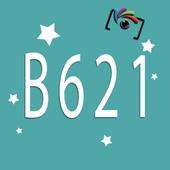 B621 selfie camera editor icon