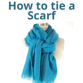 Ways To Tie A Scarf icon