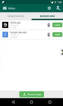 instaLaunch (Launcher & boost) apk screenshot