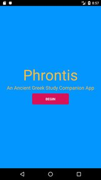 Phrontis poster