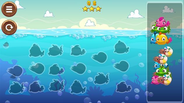 Sea World Puzzle screenshot 2