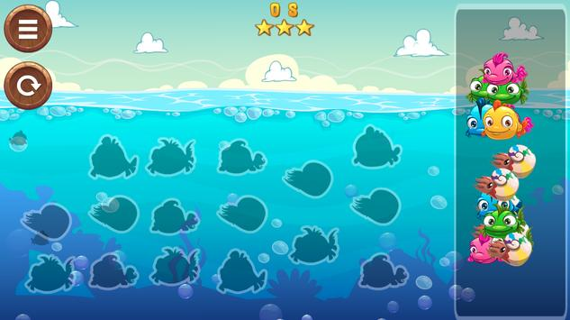 Sea World Puzzle screenshot 5