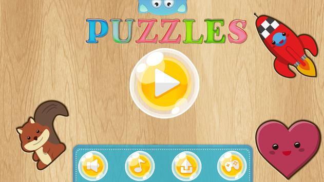 Puzzle Game - No Ads poster