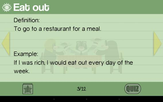Phrasal Nerds: Phrasal Verbs screenshot 10