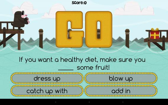 Phrasal Nerds: Phrasal Verbs screenshot 14