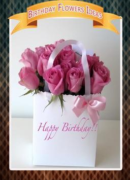 Birthday Flowers Ideas screenshot 1