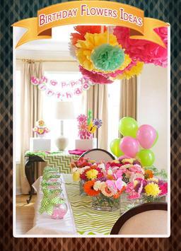 Birthday Flowers Ideas screenshot 3