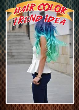 Hair Color Trend idea 2017 screenshot 6