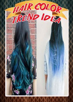 Hair Color Trend idea 2017 screenshot 3