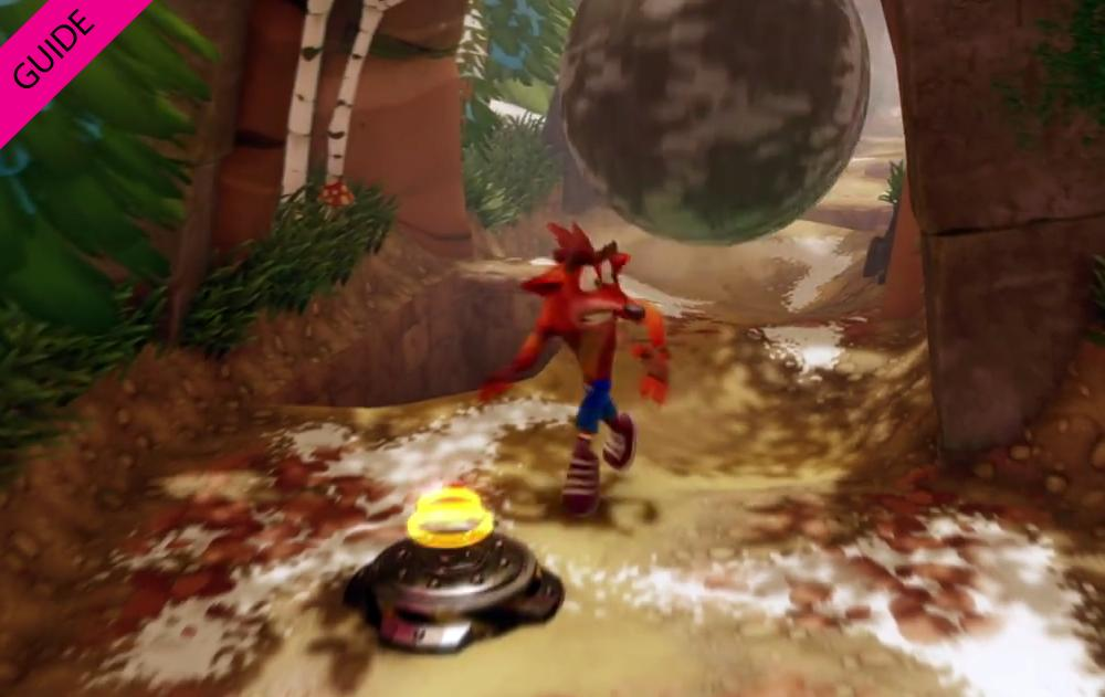 Guide for Crash Bandicoot 2 N-Sane Trilogy for Android - APK