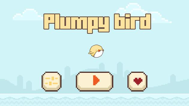 Plumpy Bird poster