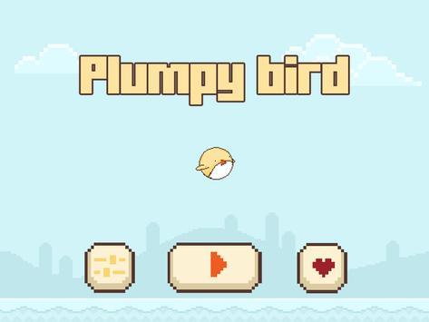 Plumpy Bird apk screenshot