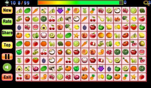 Fruit Pair Connect apk screenshot