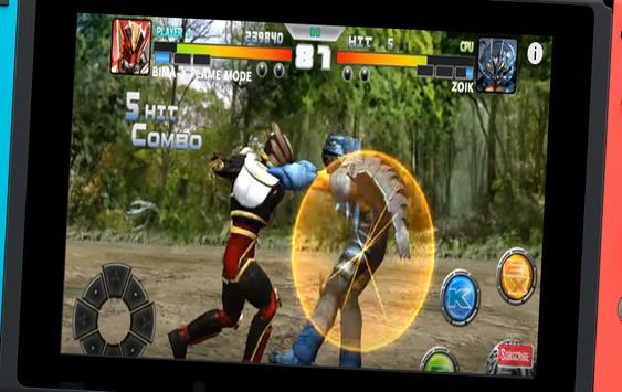 Guide for Bima X Satria Garuda Superhero screenshot 1