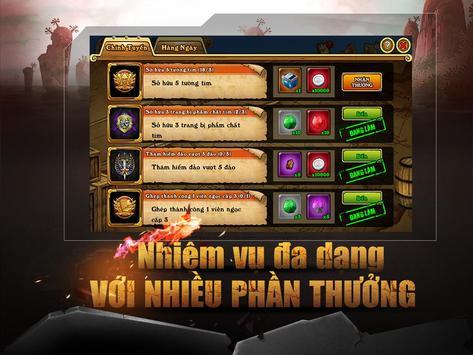 Cậu Bé Mũ Rơm - Vua Mu Rom screenshot 10