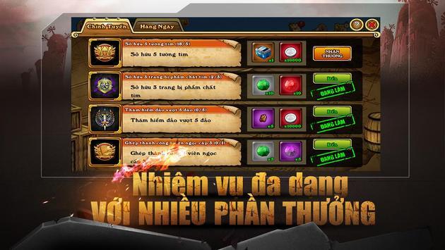 Cậu Bé Mũ Rơm - Vua Mu Rom screenshot 5