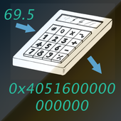 Binary Floating IEEE Converter icon